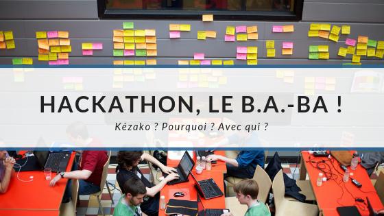 Pourquoi organiser un hackathon ?