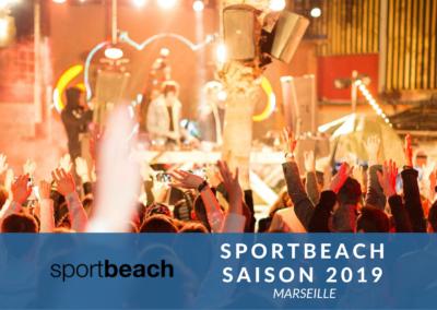 Soirée Coconut Beach SportBeach