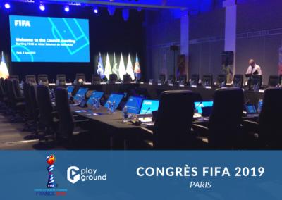 Congrès FIFA 2019